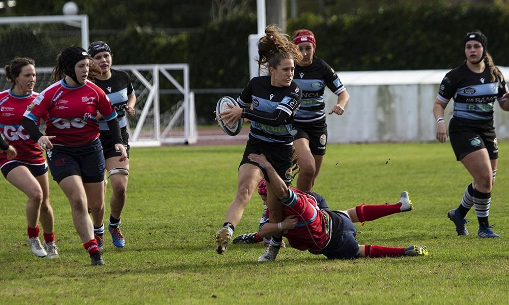 ¡Arranca la Liga Iberdrola de rugby!