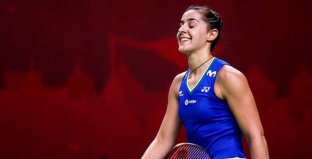 Nueva victoria de Carolina Marín en el Thailand Open