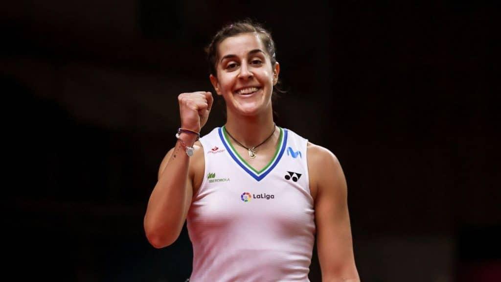 Carolina Marín, a por su tercera final en Tailandia