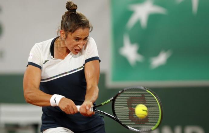 Sara Sorribes avanza a cuartos de Abu Dhabi