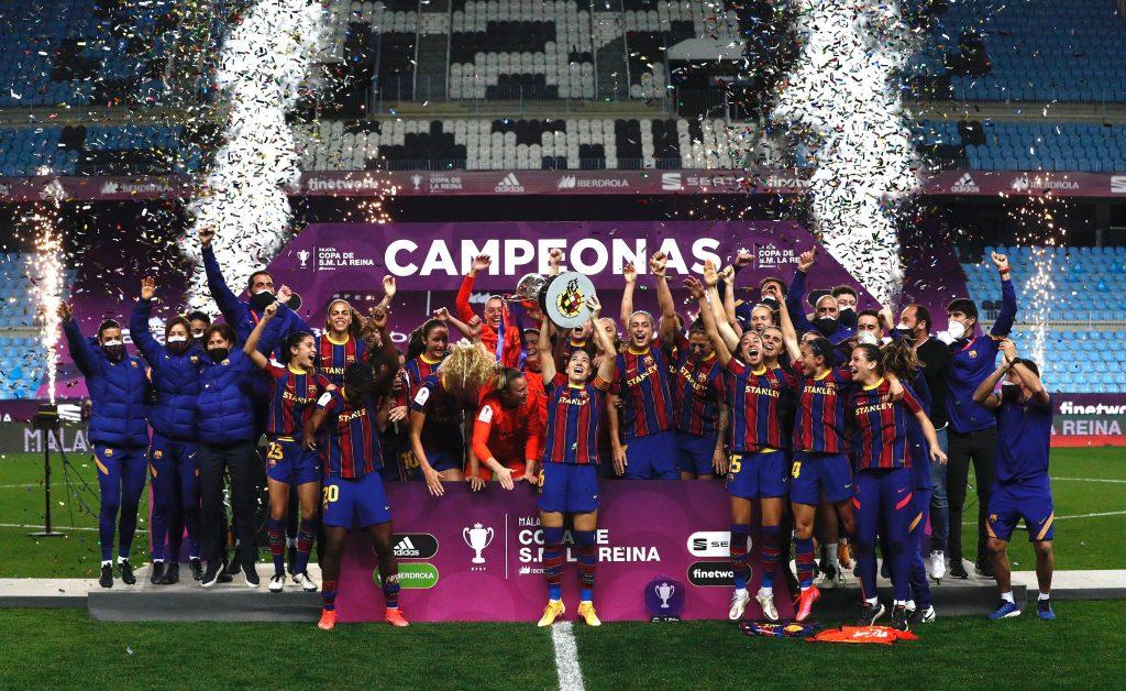 FC Barcelona campeón de la Copa de La Reina