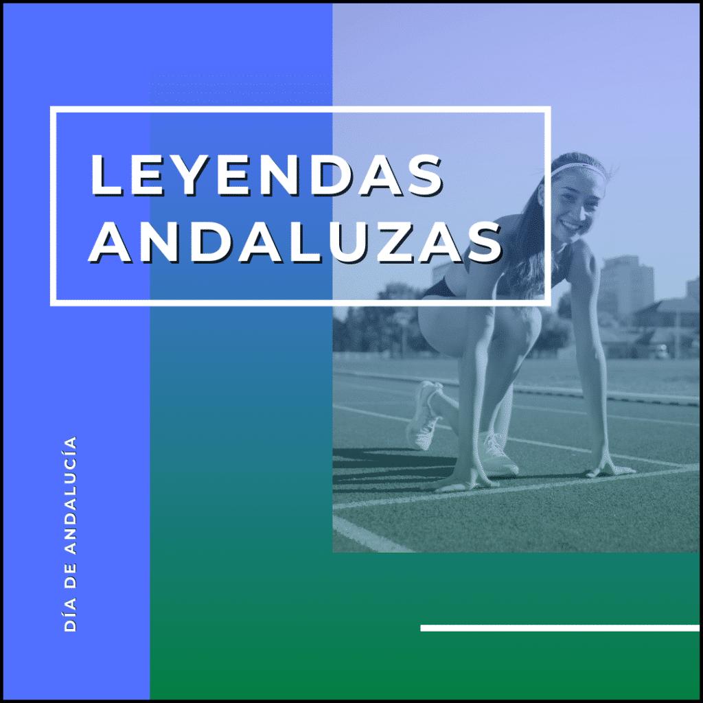 Seis grandes leyendas del deporte femenino andaluz