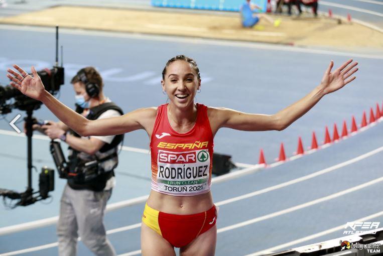 Buena actuación de las españolas en el campeonato europeo