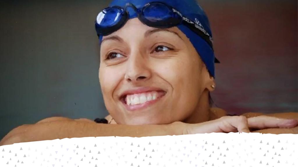 Teresa Perales, referencia mundial de la natación adaptada