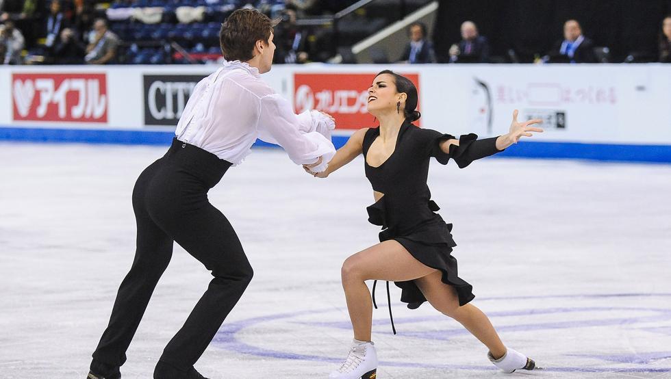 Sara Hurtado & Kirill Jalyavin representarán a España en el Mundial de danza