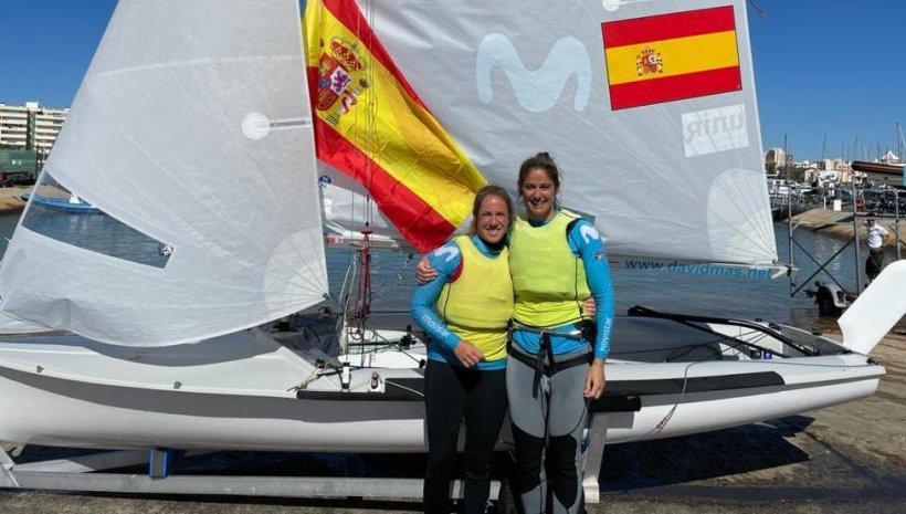 Silvia Mas y Patricia Cantero se proclaman Campeonas del mundo