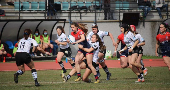 Resumen jornada 5 Liga Iberdrola rugby
