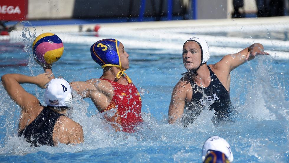 La Selección española femenina de Waterpolo debuta en los Juegos Olímpicos 2020 con una contundente victoria