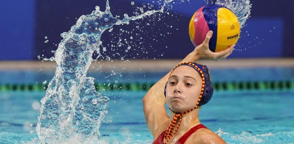 España sufre su primera derrota en estos Juegos Olímpicos de Tokio
