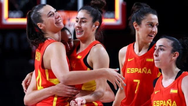 España se estrena con una sufrida victoria ante Corea