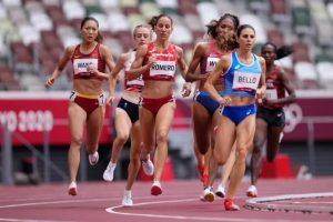 Suerte dispar para las españolas en atletismo en los Juegos Olímpicos de Tokio 2020
