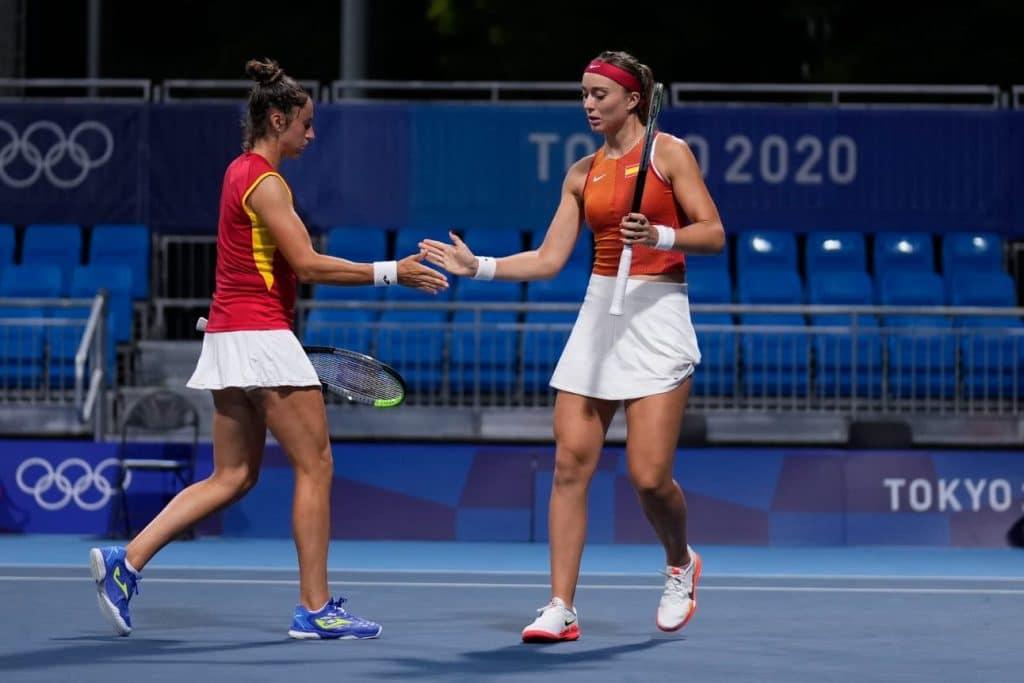 Cara y cruz para el tenis español