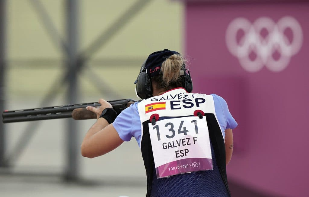 El tiro olímpico entra en acción en el sexto día