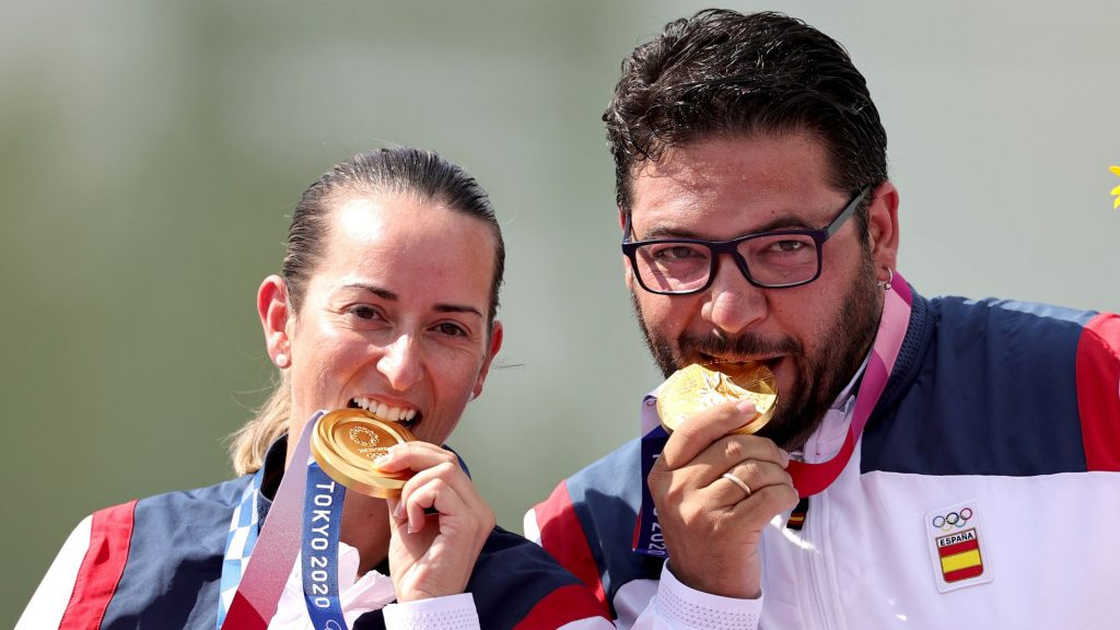 Fátima Gálvez, Campeona Olímpica