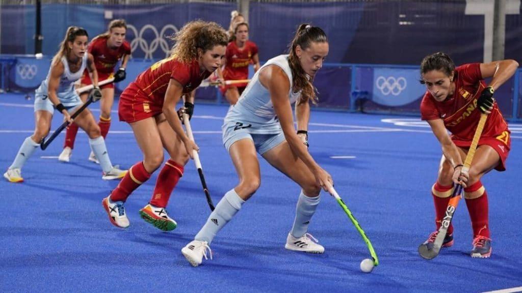 España cae en sus dos primeros partidos de Hockey en los Juegos Olímpicos