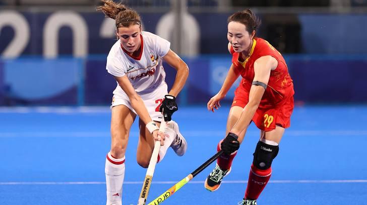 España da un gran paso para estar en cuartos en los juegos olímpicos de Tokio 2020