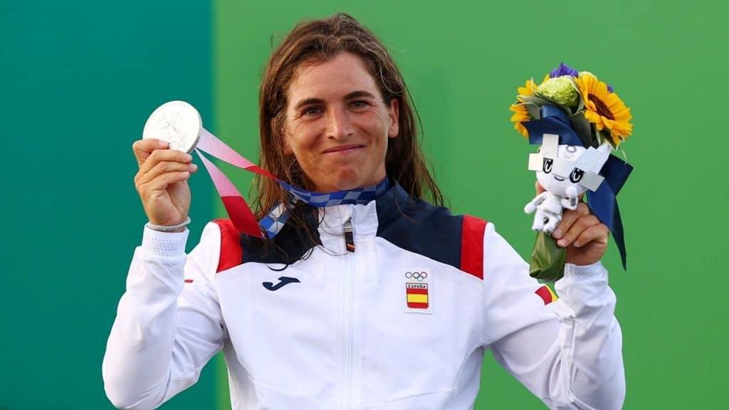 Maialen Chourraut consigue la plata olímpica en piragüismo eslalon
