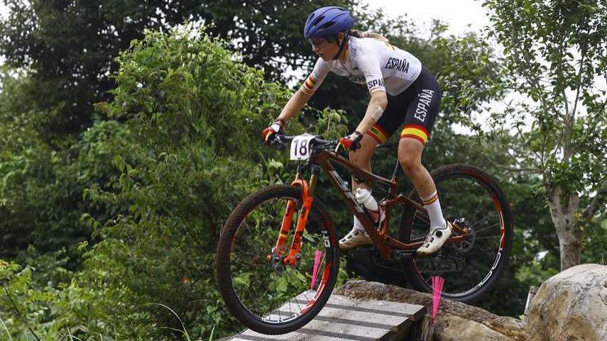Rocío García acaba vigesimosexta en Cross Country Olímpico