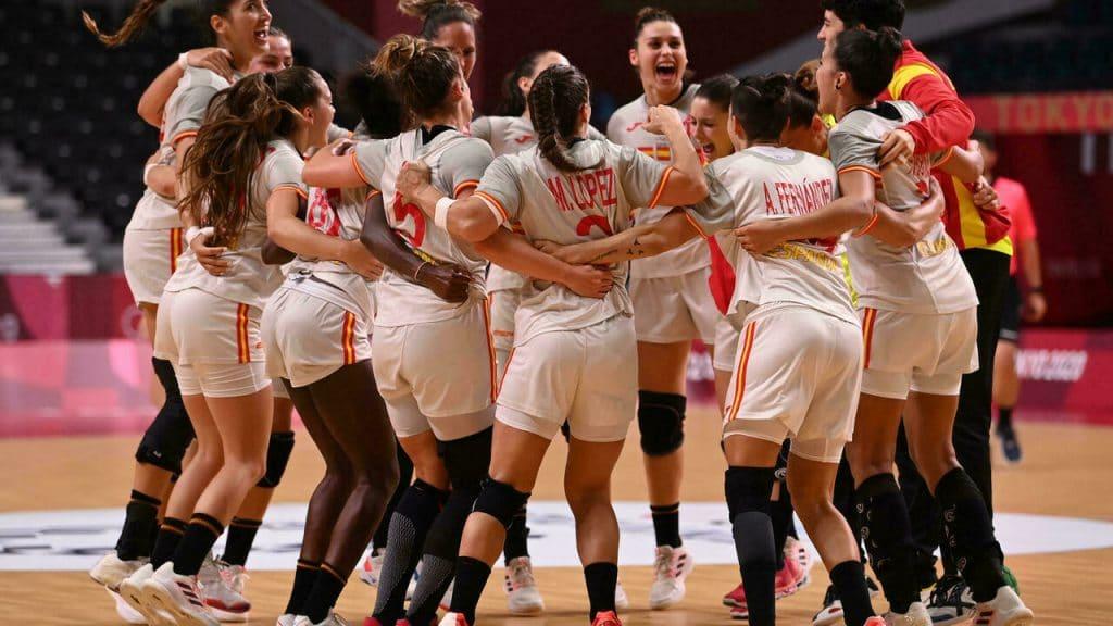Primer triunfo de las Guerreras ante la subcampeona olímpica
