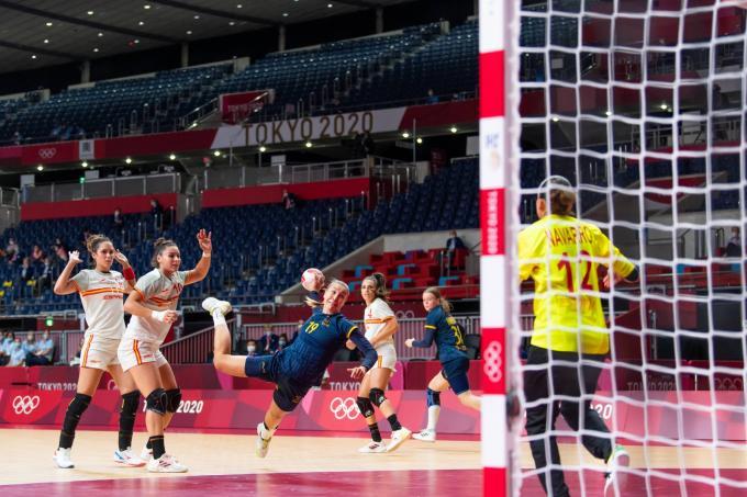 Las Guerreras caen en su debut olímpico