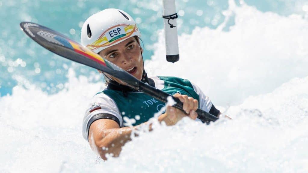 Maialen Chourraut se clasifica para la semifinal de eslalon K1