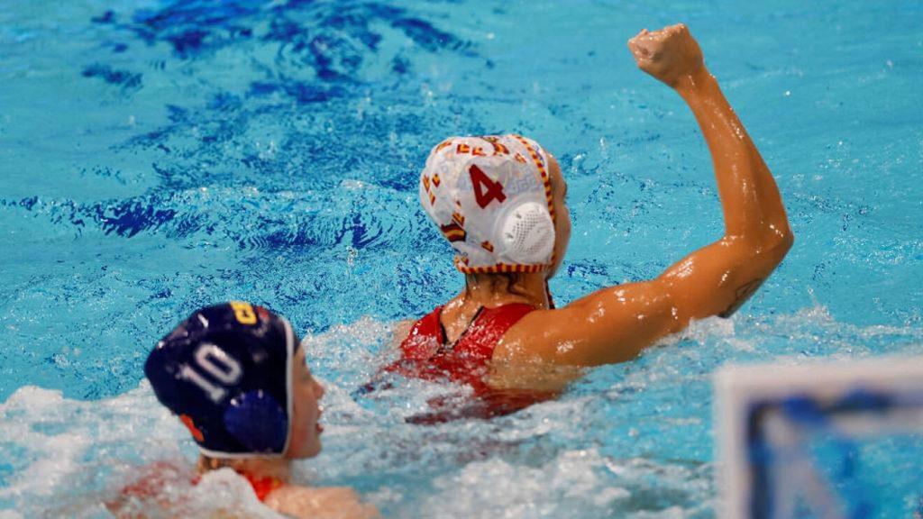 España está en semifinales después de ganar a China