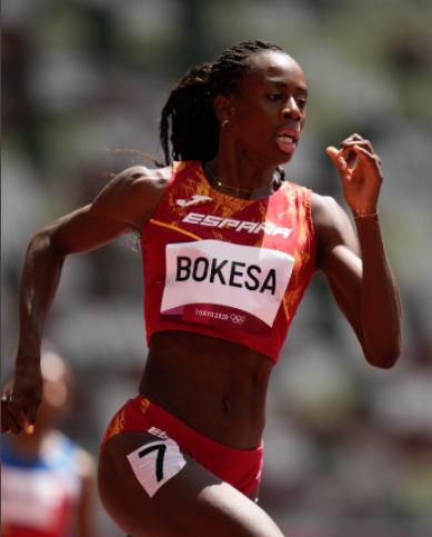 Aauri Bokesa entra en las semifinales de los 400 metros