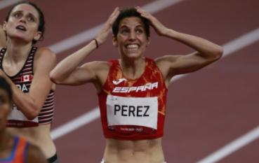 Marta Pérez se clasifica para la final de 1.500 metros