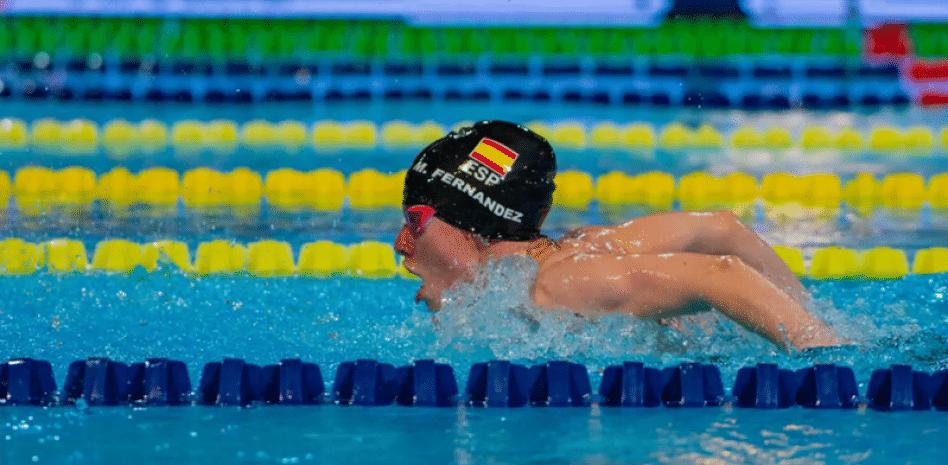 Marta Fernández, plata y nuevo récord en los Juegos Paralímpicos de Tokio