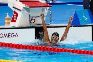 Teresa Perales se cuelga su vigesimoséptima medalla paralímpica