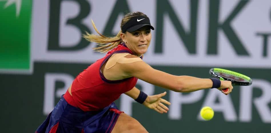 Paula Badosa luchará por convertirse en la primera española en ganar el Indian Wells